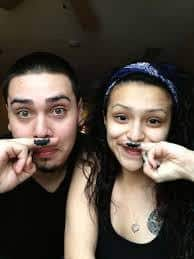 Mustache Tattoo 22