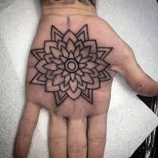 Palm Tattoo 2