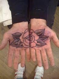 Palm Tattoo 22