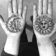 Palm Tattoo 26