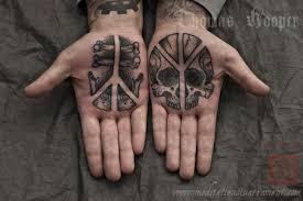 Palm Tattoo 32