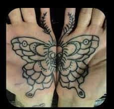 Palm Tattoo 39