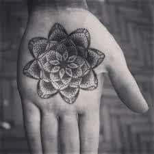 Palm Tattoo 4