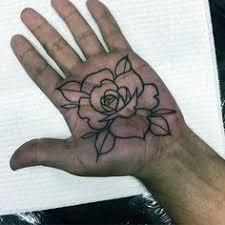 Palm Tattoo 55