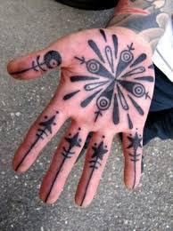 Palm Tattoo 59