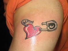 Safety Pin Tattoo 22