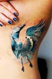 Seagull Tattoo 17