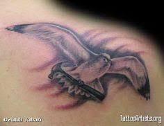 Seagull Tattoo 44