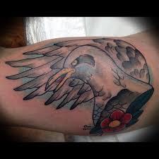 Seagull Tattoo 55