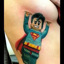 Side Boob Tattoo 32