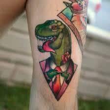 T Rex Tattoo 10