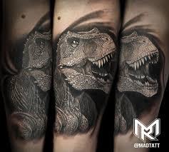 T Rex Tattoo 13