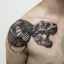 T Rex Tattoo 16