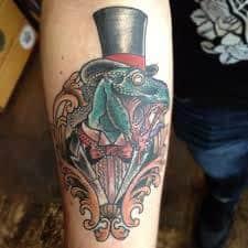 T Rex Tattoo 19