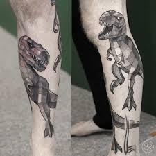 T Rex Tattoo 20