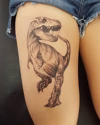 T Rex Tattoo 3