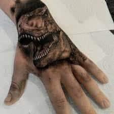 T Rex Tattoo 34