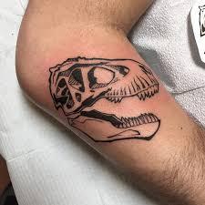 T Rex Tattoo 35