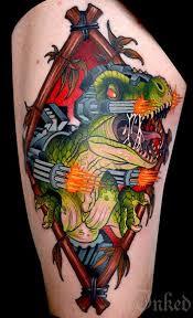 T Rex Tattoo 42