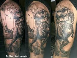 T Rex Tattoo 46
