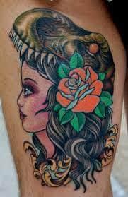 T Rex Tattoo 48