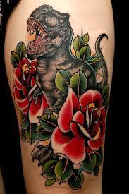 T Rex Tattoo 56