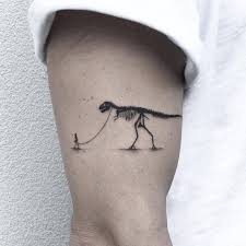 T Rex Tattoo 8