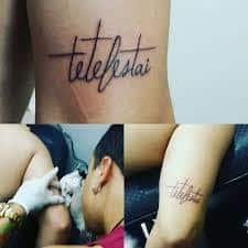 Tetelestai Tattoo 32