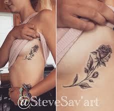 Underboob Tattoo 5