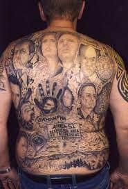 X Files Tattoo 16
