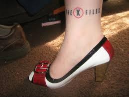 X Files Tattoo 43