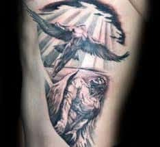 icarus tattoo 1