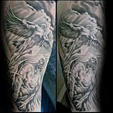 icarus tattoo 11