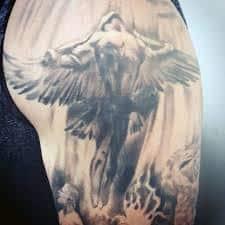icarus tattoo 12