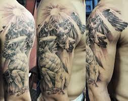 icarus tattoo 9