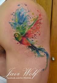 quetzal tattoo 20