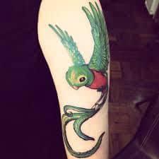 quetzal tattoo 25