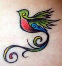 quetzal tattoo 26
