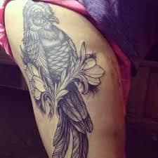 quetzal tattoo 31