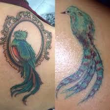 quetzal tattoo 33