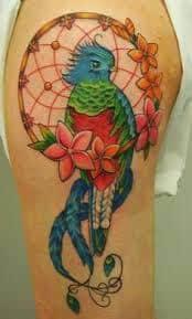 quetzal tattoo 39