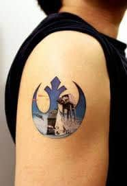 What Does Rebel Alliance Tattoo Mean 45 Ideas And Designs