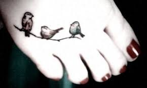 three little birds tattoo 22