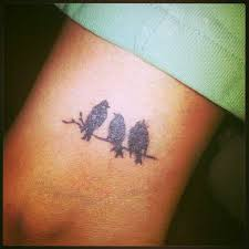 three little birds tattoo 4