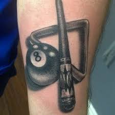 8 Ball Tattoo Meaning 23