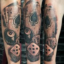 8 Ball Tattoo Meaning 26