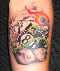 8 Ball Tattoo Meaning 28