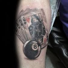 8 Ball Tattoo Meaning 40