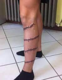 Barbed Wire Tattoo Meaning 18