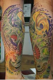 Bio Organic Tattoo 10